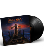 SIRENIA-Arcane Astral Aeons/Limited Edition BLACK Vinyl Gatefold 2LP