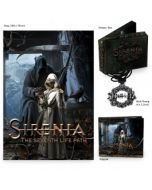 SIRENIA-The Seventh Life Path/Deluxe Box + Poster Flag + Pendant