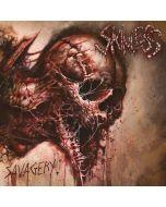 SKINLESS - Savagery / LP