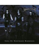 IMMORTAL - Sons Of Northern Darkness / Black & Blue LP