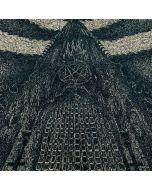 "DAEVA - Pulsing Dark Absorptions / Bone with Black Splatter 12"""