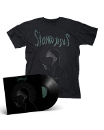 STONED JESUS- Pilgrims/Limited Edition BLACK Vinyl Gatefold LP + T-Shirt Bundle