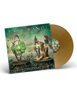 TEMPERANCE - Viridian / GOLD LP Gatefold