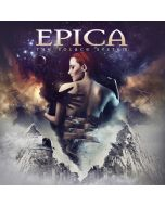 EPICA-The Solace System/IMPORT Clear 12""