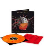 THE UGLY KINGS - Strange, Strange Times / LIMITED EDITION TRANSPARENT YELLOW WITH RED MARBLE LP PRE-ORDER RELEASE DATE 8/13/21