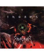 THORNS VS EMPEROR - Split / CD