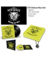 THE NEW ROSES - Nothing But Wild / Deluxe Boxset