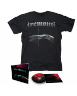 TREMONTI-A Dying Machine/Limited Edition Digipack CD + T-Shirt Bundle