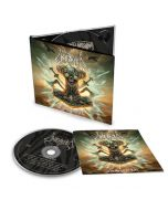 UNLEASHED - No Sign Of Life / Digipak CD PRE ORDER RELEASE DATE 11/12/21