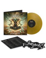 UNLEASHED - No Sign Of Life / LIMITED DIEHARD EDITION GOLD LP WITH BACK PATCH PRE ORDER RELEASE DATE 11/12/21