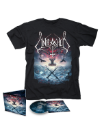 UNLEASHED- The Hunt For White Christ/Limited Edition Digipack CD + T-Shirt Bundle