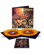UNLEASH THE ARCHERS - Abyss / LIMITED EDITION YELLOW + RED SWIRL 2LP