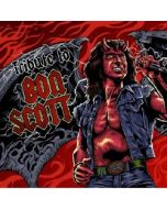 V/A - Tribute To Bon Scott (AC/DC) / Red LP