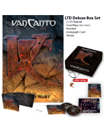 VAN CANTO-Trust In Rust/Limited Edition Deluxe Boxset