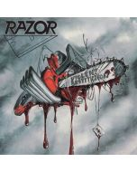 RAZOR - Violent Restitution / CD