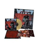 VOIVOD - War And Pain / NAPALM EXCLUSIVE Dead Gold Marble LP