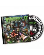 WEDNESDAY 13 - Calling All Corpses / CD