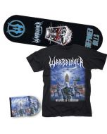 WARBRINGER - Weapons Of Tomorrow / CD + T-Shirt + Skateboard Bundle
