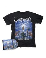 WARBRINGER - Weapons Of Tomorrow / CD + T-Shirt Bundle
