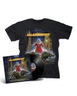 WARFECT - Spectre Of Devastation / BLACK LP + T-Shirt Bundle