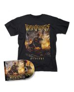 WARKINGS - Revenge / CD + T-Shirt Bundle