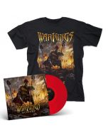 WARKINGS - Revenge / Red LP + T-Shirt Bundle
