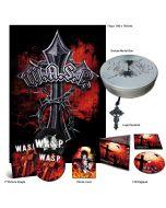 W.A.S.P. - Golgotha/Metal Box