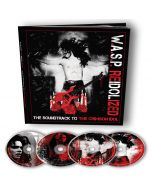 W.A.S.P.-Re-Idolized (The Soundtrack To The Crimson Idol)/ Limited Edition 2CD + Blu-Ray + DVD EARBOOK