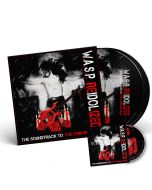 W.A.S.P.-Re-Idolized (The Soundtrack To The Crimson Idol)/Limited Edition PICTURE Gatefold 2LP + DVD