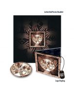 WALLS OF JERICHO-No One Can Save You From Yourself/Limited Edition Digipack CD + Dog Tag Bundle