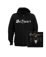 WOLFHEART-Constellation Of The Black Light/Zip Hoodie