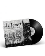 WOLFHEART - Wolves Of Karelia / BLACK LP
