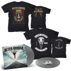 ALTER BRIDGE - Walk The Sky / Limited Edition Silver 2LP + Walk The Sky T-Shirt + Bird T-Shirt Bundle