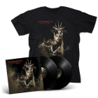 OOMPH! – Ritual / BLACK 2-LP Gatefold + T- Shirt Bundle