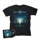 SHYLMAGOGHNAR-Transience/CD + T-Shirt Bundle