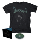 STONED JESUS- Pilgrims/Limited Edition Digipack CD + T-Shirt Bundle