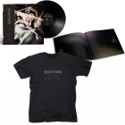 THE SMASHING PUMPKINS-SHINY AND OH SO BRIGHT, VOL. 1 / LP: NO PAST. NO FUTURE. NO SUN./Limited Edition BLACK Vinyl Gatefold LP+T-Shirt Bundle