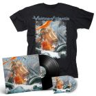 VISIONS OF ATLANTIS - A Symphonic Journey To Remember / Black 2LP + DVD + T-Shirt Bundle