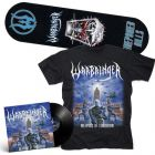 WARBRINGER - Weapons Of Tomorrow / BLACK LP + T-Shirt + Skateboard Bundle